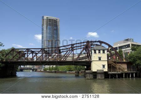 Kinzie Street Bridge - Chicago