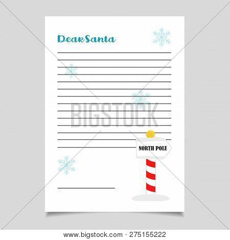 Christmas Letter North Pole. Santa Letter. Christmas Letter. Merry Christmas. Letter For Santa. Chri