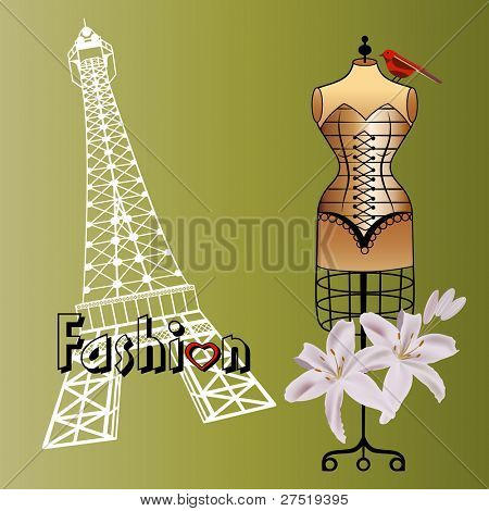 Fashion bodyform
