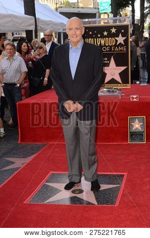 LOS ANGELES - AUG 8:  Jeffrey Tambor at the Jeffrey Tambor Star Ceremony on the Hollywood Walk of Fame on August 8, 2017 in Los Angeles, CA