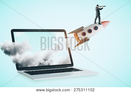 Startup And Future Concept