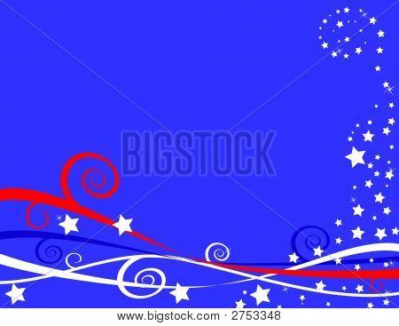 American Patriotic Background