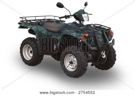 Military All Terrain Vehicle