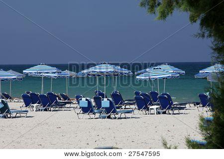 Mastichari beach on Kos Island