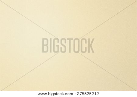 Texture Of Light Yellow Cardboard, Abstract Background