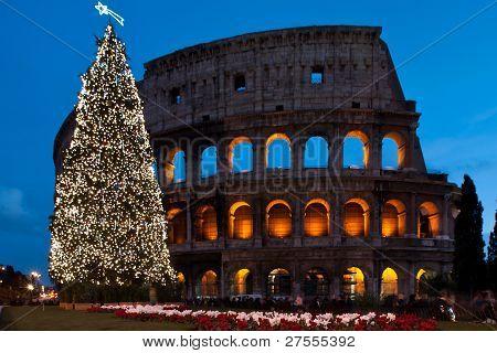 Christmas Coliseum