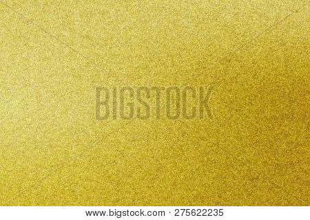 Texture Of Gold Marble Or Sand Wash Floor, Abstract Background