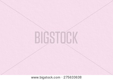 Background Of Light Pink Cardboard Sheet Texture