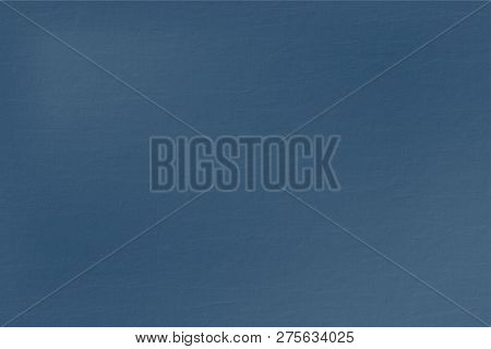 Texture Of Dark Blue Note Paper, Abstract Background