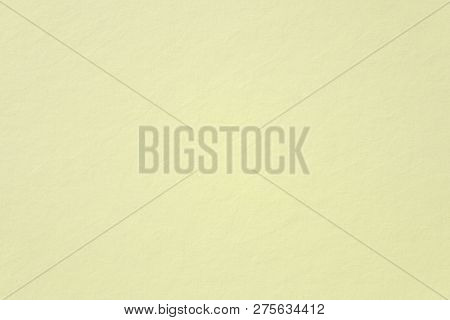 Yellow Watercolor Paper Sheet , Art Texture Background