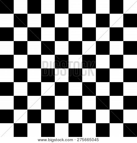Seamless Race Background, Checkered Chess Board Race Abstract Background Texture Wallpaper Geometric