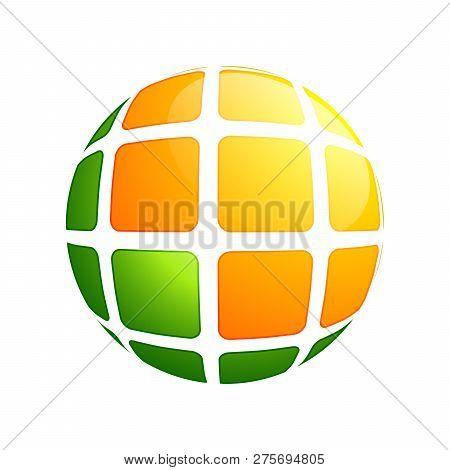 Solar Energy, Solar Logo, Solar Icon, Solar Vector, Solar Design Image, Solar Vector Design Illustra