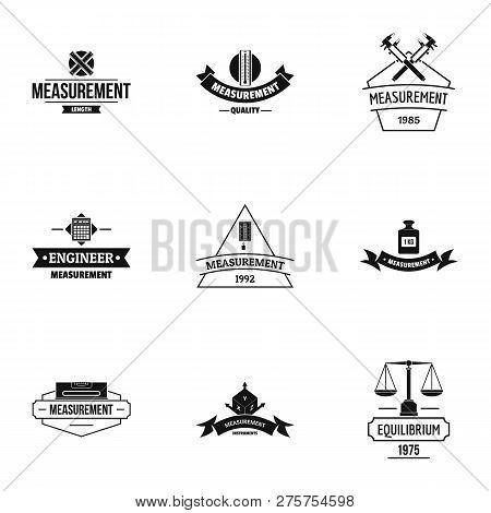 Reasoned Decision Logo Set. Simple Set Of 9 Reasoned Decision Logo For Web Isolated On White Backgro