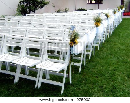 Wedding Seats