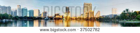 Panorama of Orlando