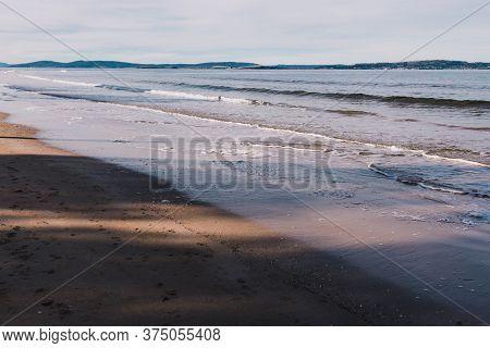 Beautiful Tasmanian Beach And Seaside Landscape In Kingston Beach