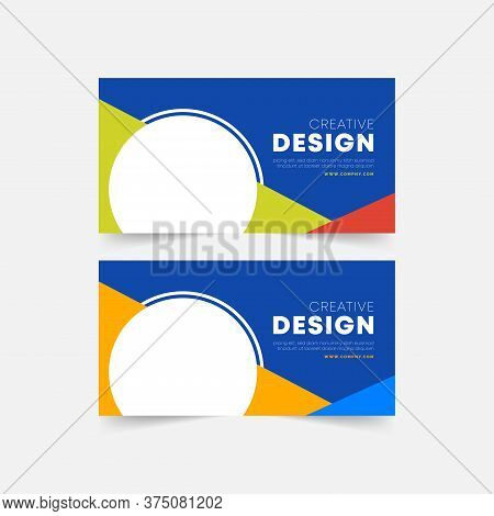 Abstract Vector Banners. Modern Template Design For Web. Vector Set Of Abstract Creative Backgrounds
