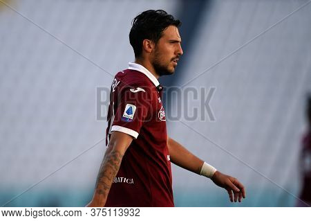 Torino, Italy. 04th July 2020. Italian Football League Serie A. Simone Verdi Of Torino Fc    During