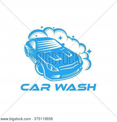 Car. Car Wash logo vector. Car icon vector. Car icon. Auto Car Wash logo. Car Vector. Car Logo. Car Wash Logo template. Car logo design. Car Symbol vector. Car Wash Logo icon. Auto Car Wash service vector logo design template illustration.