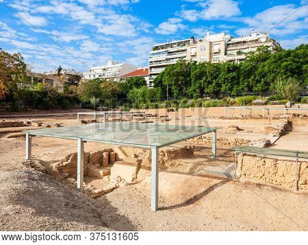 Aristotle Lycaeum Or Lyceum Was A Temple Dedicated To Apollo Lyceus. It Was Best Known For The Perip
