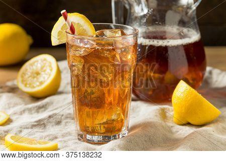 Sweet Refreshing Cold Iced Tea