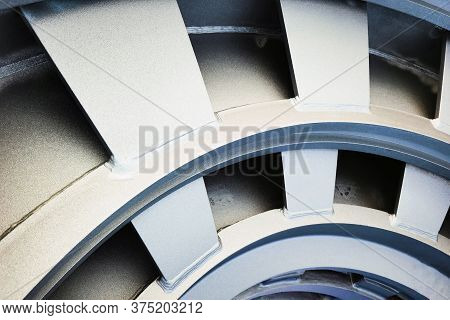 Abstract Metal Texture As Very Nice Technology Background