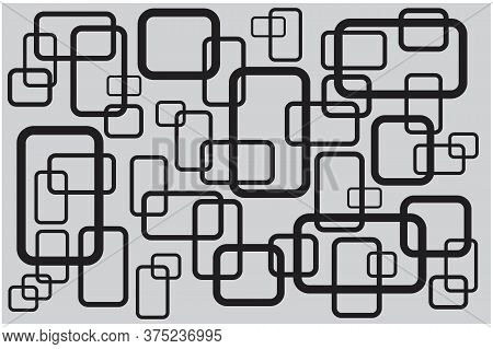 Cubic Abstract Background Illustrations Or Texture Concept