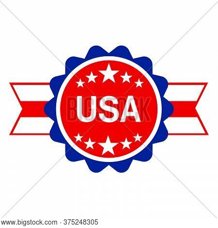03-made In Usa Sign Vector