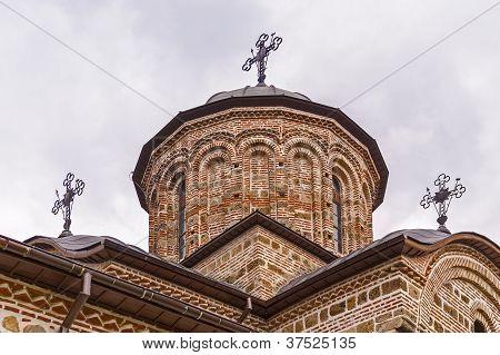 Old Orthodox Christian church