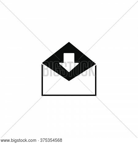 Illustration Vector Graphic Of Envelope Icon Template