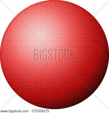 Illustration of Dodgeball  or Kickball