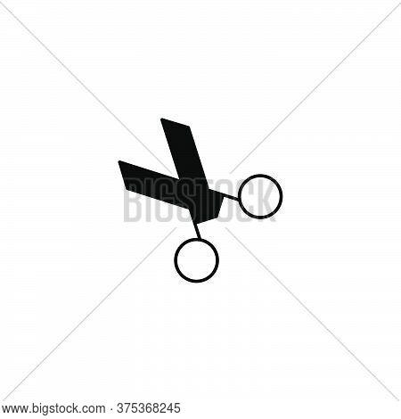 Illustration Vector Graphic Of Scissor Icon Template