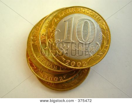 Some Russian Coins