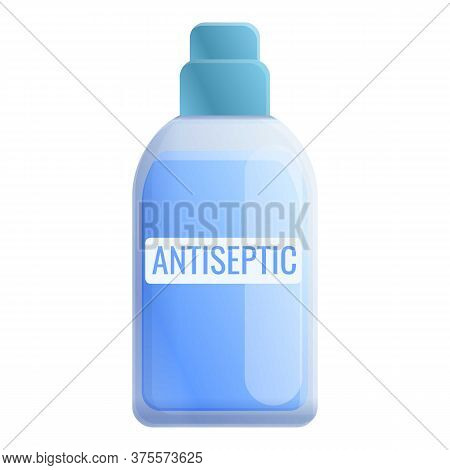 Care Antiseptic Icon. Cartoon Of Care Antiseptic Vector Icon For Web Design Isolated On White Backgr