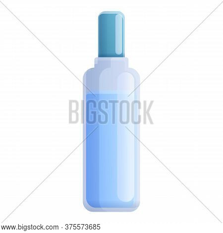 Cleaner Antiseptic Icon. Cartoon Of Cleaner Antiseptic Vector Icon For Web Design Isolated On White