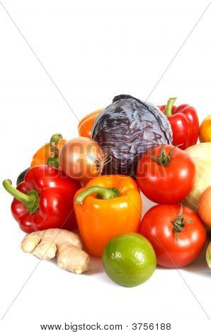 Fresh Vegetables #1