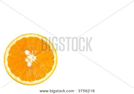 Lobule Of Orange.