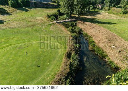 Golf Course Of Rilhadas