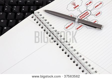 Diary And Business Strategy