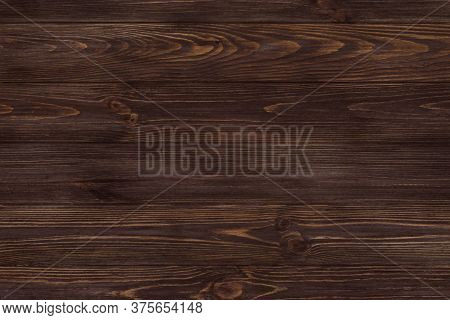Dark Wooden Texturebeautiful Wood Texture Dark Background. Dark Wood Texture. View From Above.