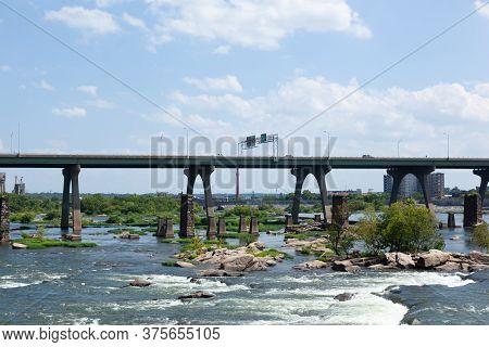 Manchester Overpass In Richmond