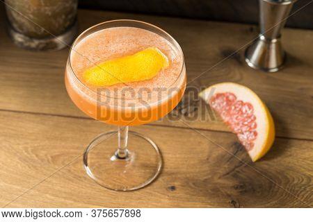 Boozy Refreshing Brown Derby Cocktail