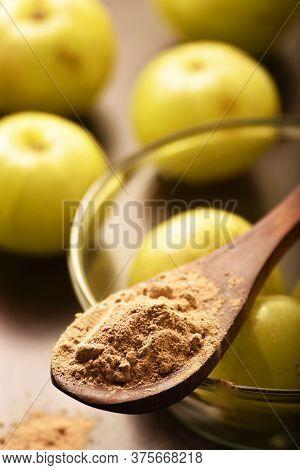 Goose Berry Powder, Ayurvedic Medicine For Good Digestion, Ayurveda