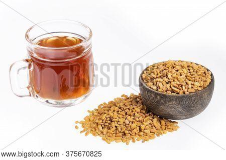 Fenugreek And Water Seeds - Trigonella Foenum - Graecum