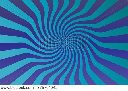 Blue Spiral Background. Blue Background. Blue Vector Background.blue Spiral Background. Blue Spiral