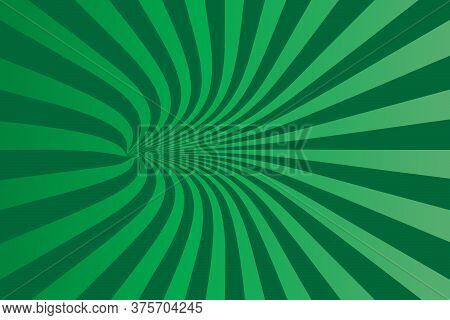 Green Spiral Background. Green Background. Green Vector Background.green Spiral Background. Green Sp