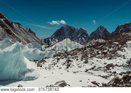 Himalaya Mountains Landscape