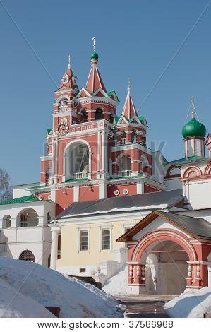 Sergy Radonezhskogo's Church