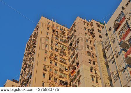 12 June 2020 An Apartments In Hong Kong At Kennedy Town