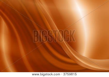 Abstracte karamel achtergrond